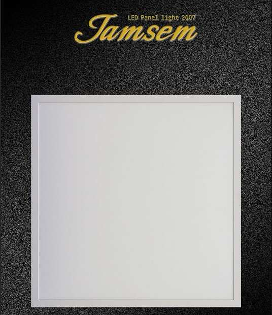 LED panel light 60x60 cm OEM ODM flat panel light & panel lamp 600x600 mm