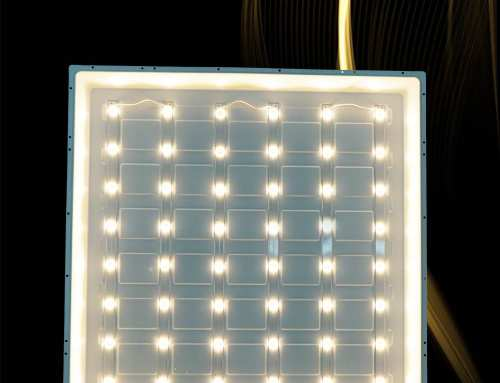 LED panel light manufacturer explain the difference between back lit panel and edge-lit panel