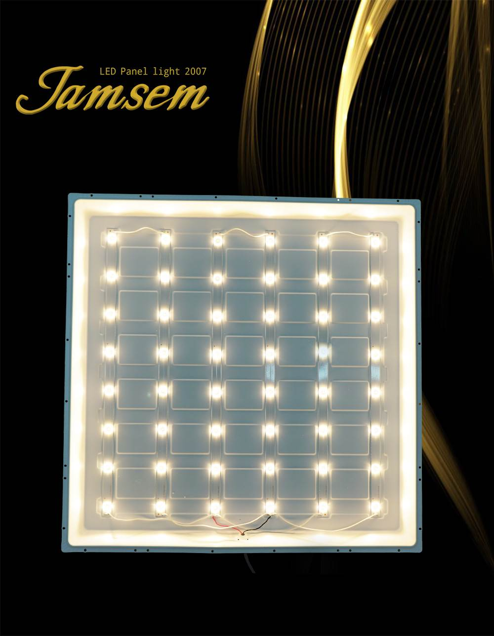 LED backlit panel light 60x60 Backlight Panel lighting LED lamp products