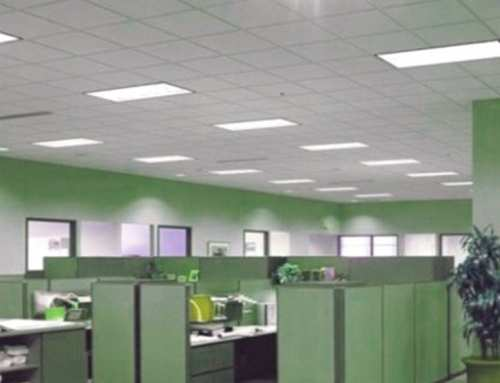There are two types of LED panel lights: backlit panel light and edge-lit panel light