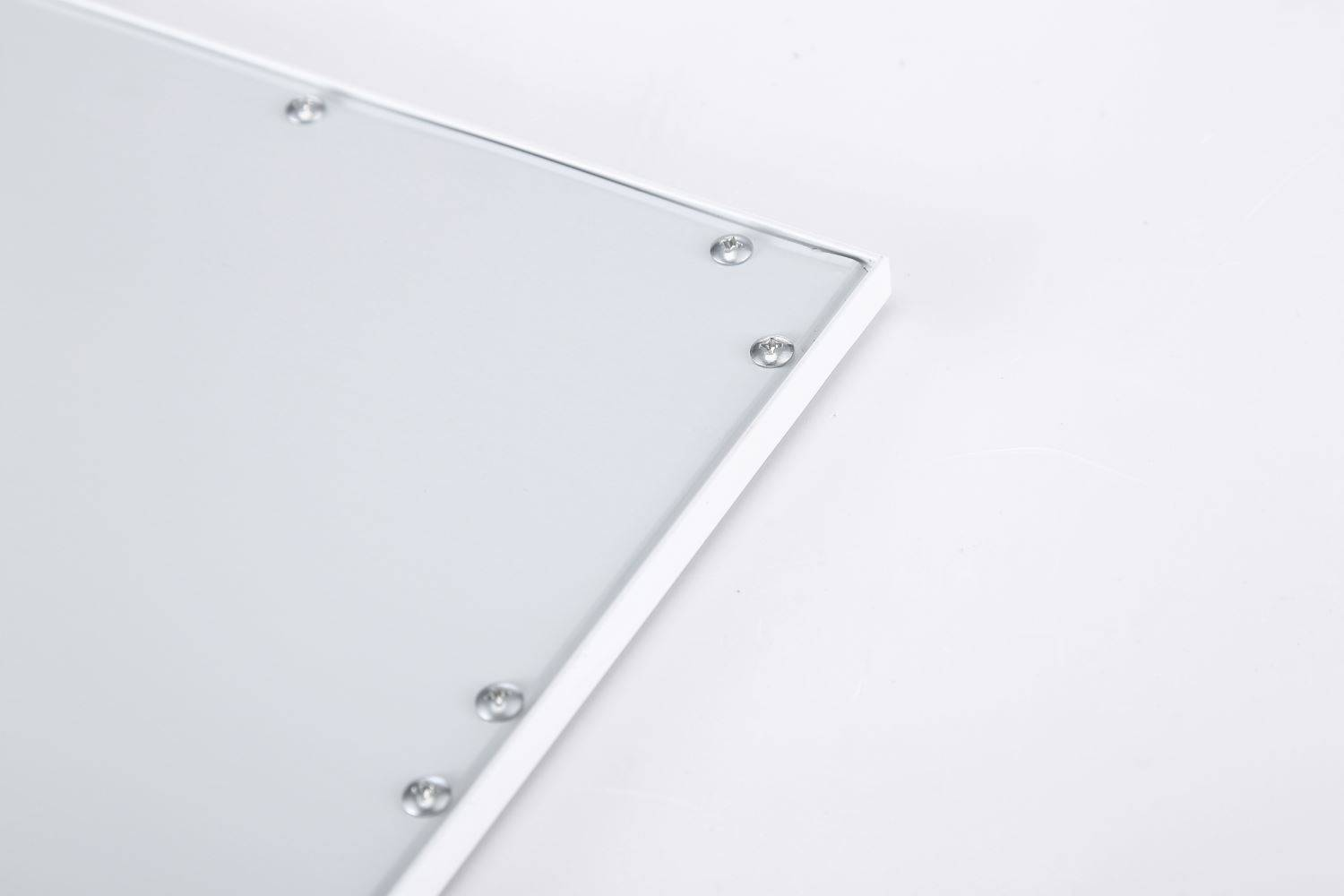 LED panel 60x60 edge-lit panel 600x600 ultra-thin led flat panel light Europe UK CE CB OHS TUV 4