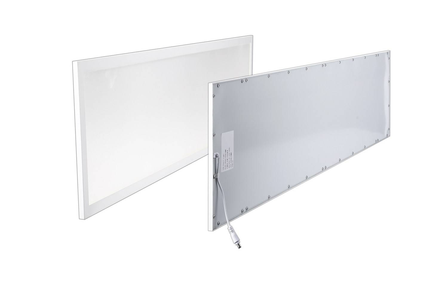 LED panel 30x120 edge-lit panel 300x1200 ultra-thin led flat panel light Europe UK CE CB OHS TUV 5